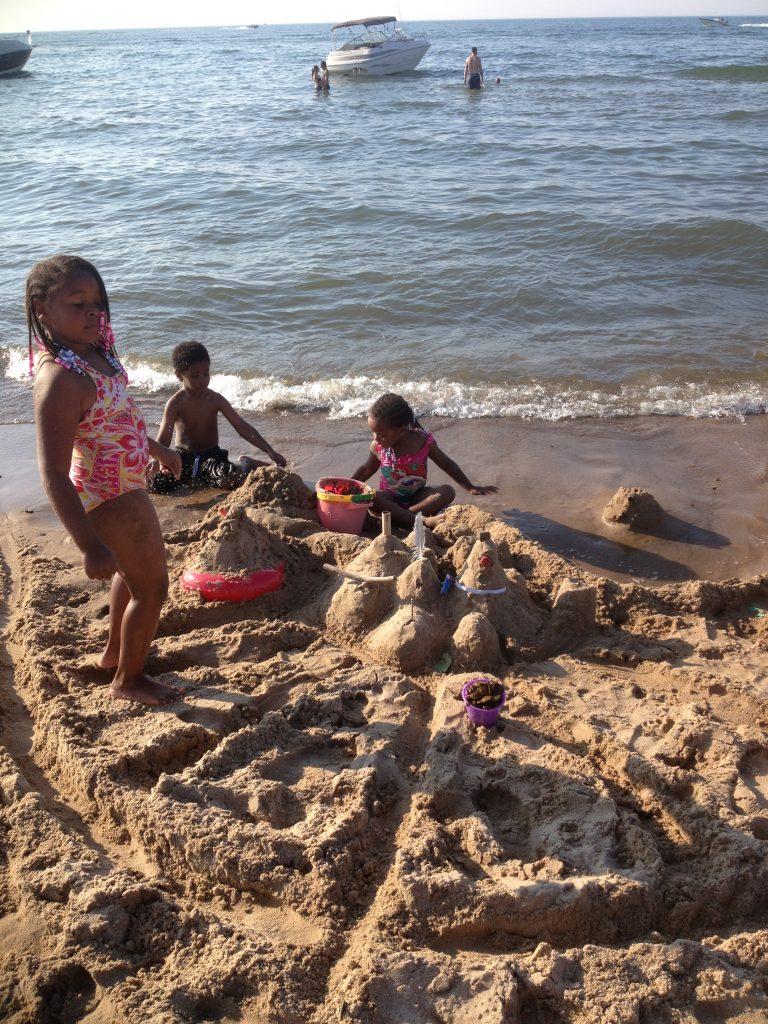 Sand Castle City