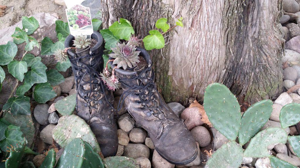 Granny's boots