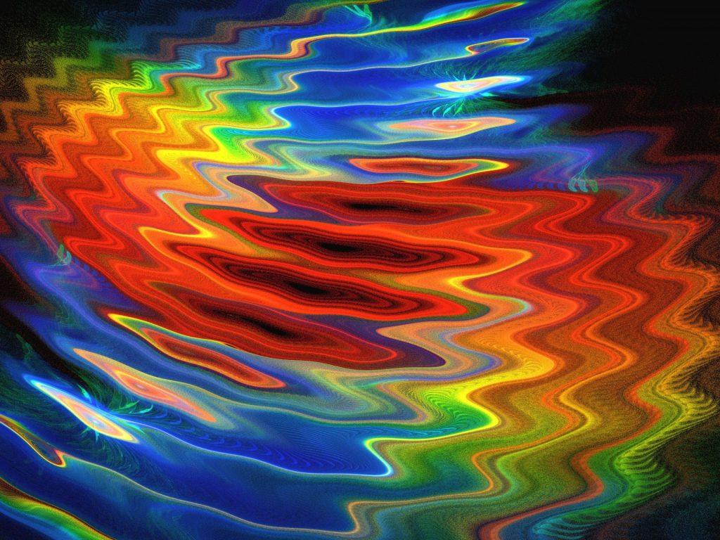 wavy-rainbow-background